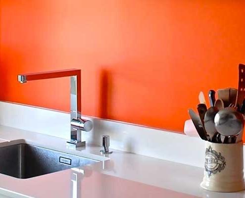 quelle peinture pour ma cuisine le blog sagne cuisines. Black Bedroom Furniture Sets. Home Design Ideas