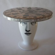 Table ronde Fornasetti