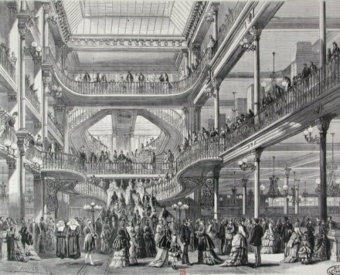 L'intérieur-du-magasin-Bon-Marché