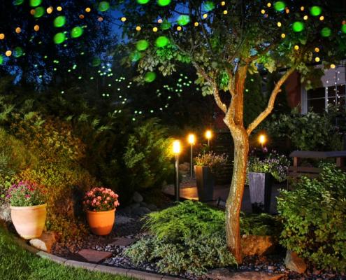 jardin feerique
