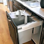 Accessoire poubelle tri 4 bacs SAGNE cuisines