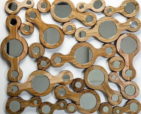 cadre bois design