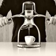 Le principe d'utilisation de la cafetière ROK