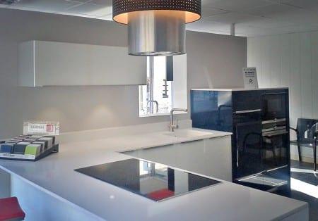 Nouveau magasin SAGNE Cuisines à Crouzon (29)