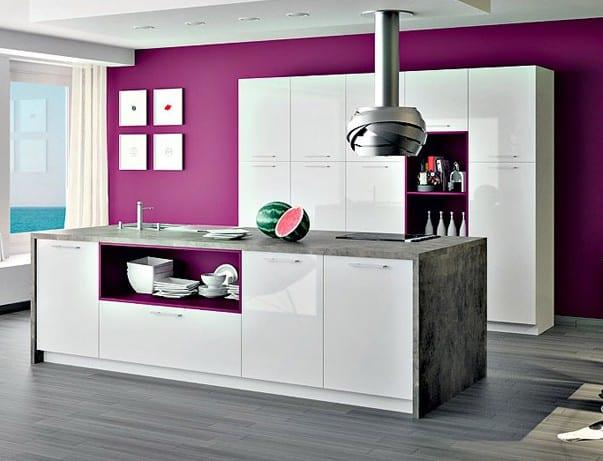 la cuisine blanche le blog sagne cuisines. Black Bedroom Furniture Sets. Home Design Ideas