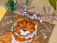 Set de table - Motif lion - Décovu