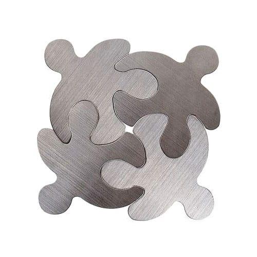 Dessous de plats une touche design en plus - Dessous de plat en bois ...