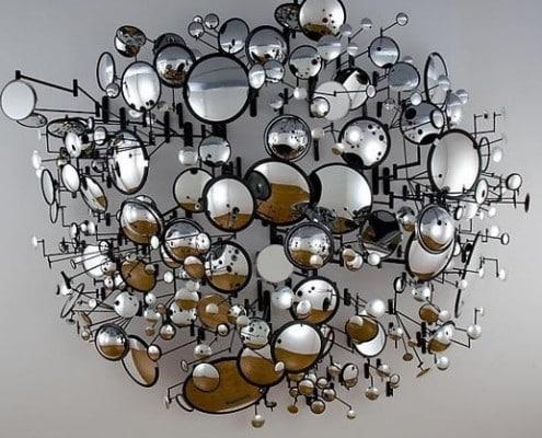 Explosion de miroirs