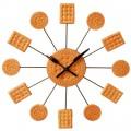 Horloge Biscuits sablés chez Promobo.fr