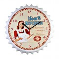 Horloge Mom's Kitchen par La Redoute