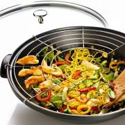 La cuisine au wok c'est simple et rapide