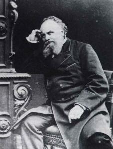 Monsieur Boucicaut-Le-Bon-Marché