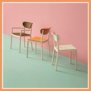 Les chaises et le design