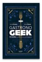 Livre de cuisine Gastronogeek