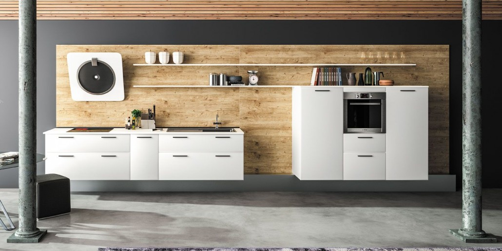 la cuisine blanche le blog sagne cuisines. Black Bedroom Furniture Sets. Home Design Ideas
