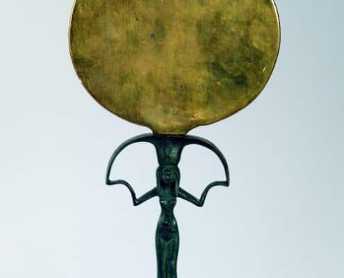 miroir égyptien