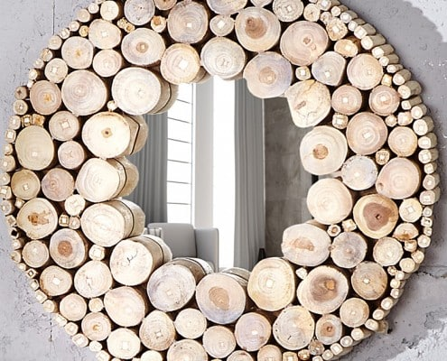 miroir-mural-rond-design-bois-flotte