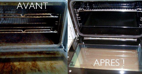 Nettoyage electromenager archives le blog sagne cuisines - Nettoyer son four naturellement ...