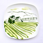 Assiette par Red Hongyi