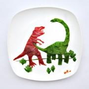 Assiette par Red Hongyi