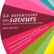 Le répertoire des saveurs de Niki Segnit