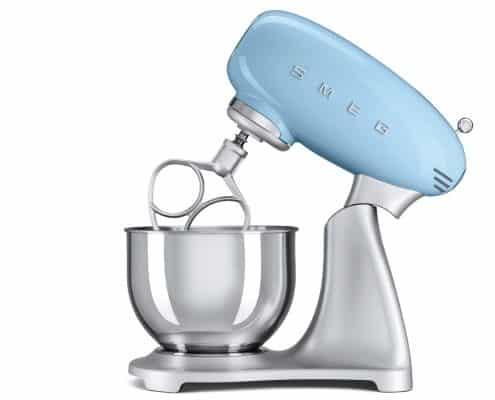 Robot-patissier-bleu
