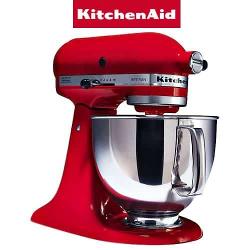 Kitchenaid des outils de pros pour vous aussi - Robot de cuisine kitchenaid ...