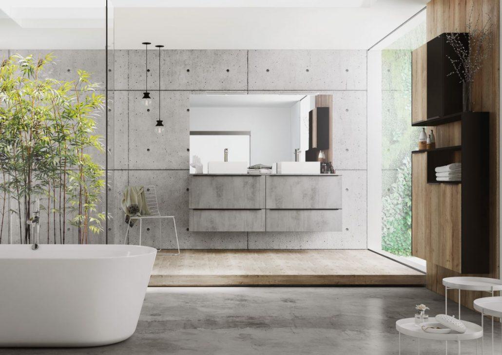 la collection salle de bains de sagne with sagne cuisine. Black Bedroom Furniture Sets. Home Design Ideas