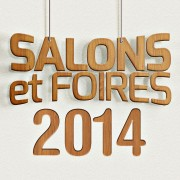 Salons et foires en 2014