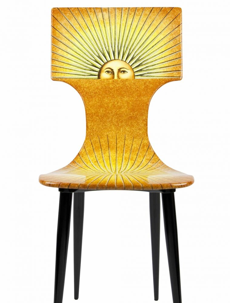 Chaise Fornasetti